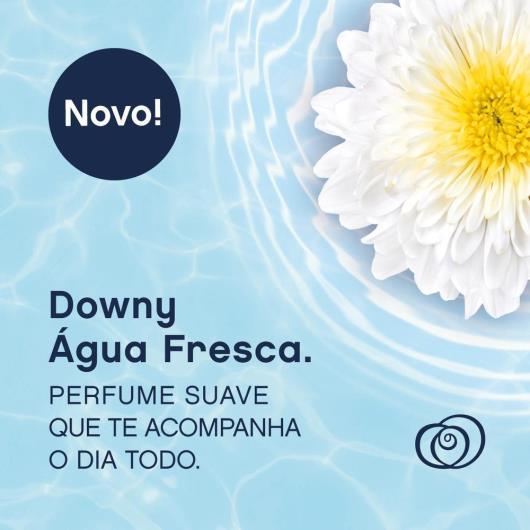 Amaciante concentrado Downy água fresca 1,5L - Imagem em destaque