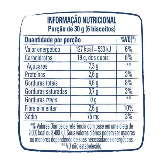 Biscoito integral Nesfit cacau e cereais 160g - Imagem em destaque