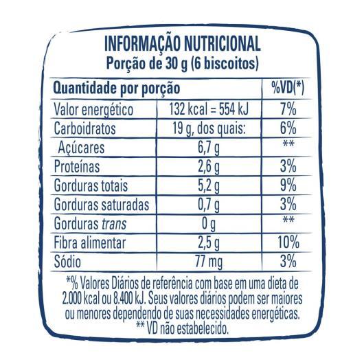 Biscoito integral Nesfit morango e cereais 160g - Imagem em destaque