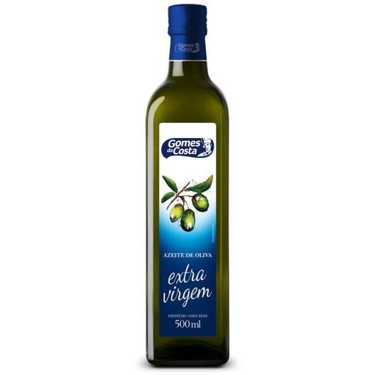 Azeite oliva extra virgem Gomes da Costa Vidro 500ml - Imagem em destaque