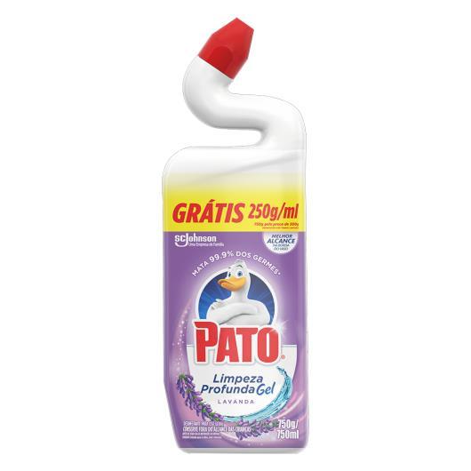 Desinfetante Pato Lavanda Grátis 250ml - 750ml - Imagem em destaque