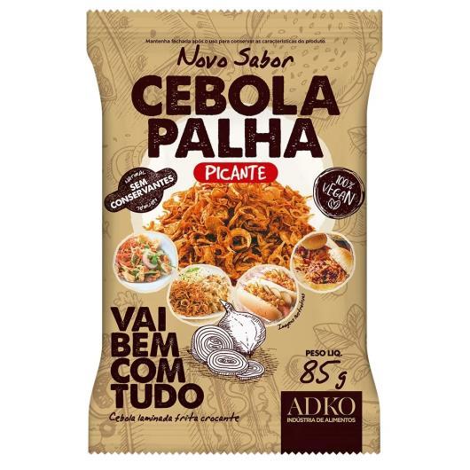Cebola Palha Adko picante 85g - Imagem em destaque
