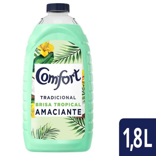 Amaciante Comfort Brisa Tropical 1,8L - Imagem em destaque