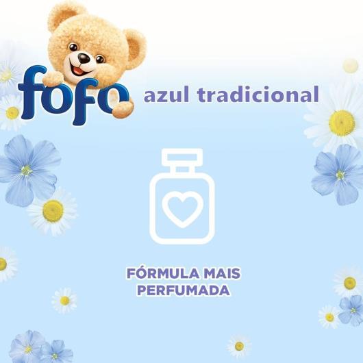 Amaciante Fofo Azul tradicional 1,8L - Imagem em destaque