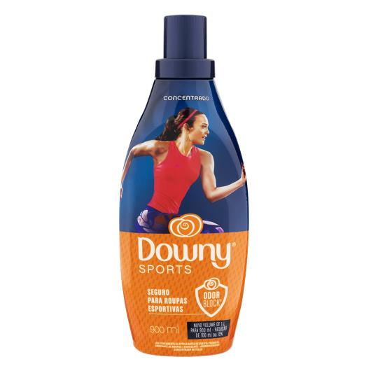 Amaciante concentrado Downy sport 900ml - Imagem em destaque