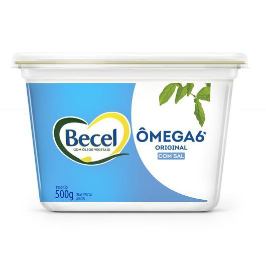 Creme vegetal Becel com sal 500g - Imagem em destaque