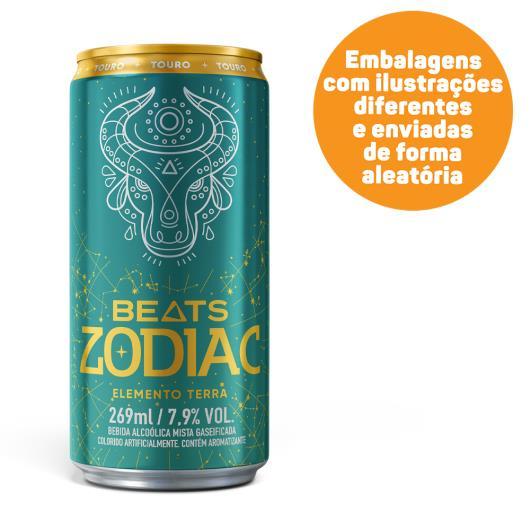 Drink Pronto Beats Zodiac Terra 269ml Lata - Imagem em destaque