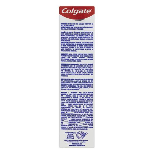Enxaguante bucal Colgate total 12 antibacteriano zero alcool Spray 60ml - Imagem em destaque