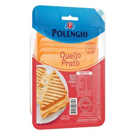 Queijo Polenghi prato 150g - Imagem em destaque