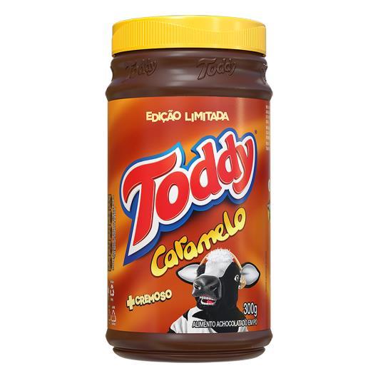 Achocolatado em Pó Caramelo Toddy 300g - Imagem em destaque