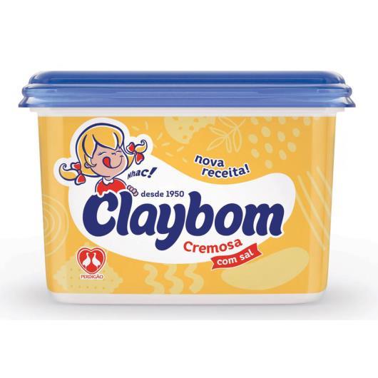 Margarina Cremosa com Sal Claybom Pote 500g - Imagem em destaque