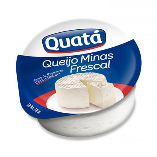 Queijo Quatá Minas frescal 450g - Imagem em destaque