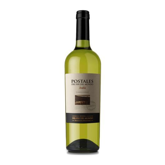 Postales Roble Chardonnay 750ML - Imagem em destaque