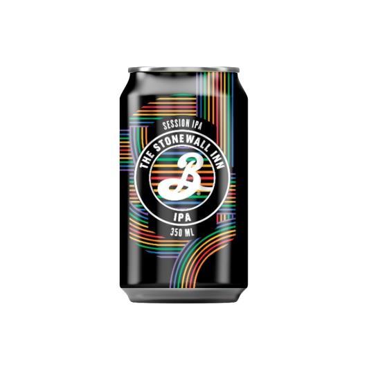 Cerveja Brooklyn The Stonewall Inn IPA 350ml - Imagem em destaque