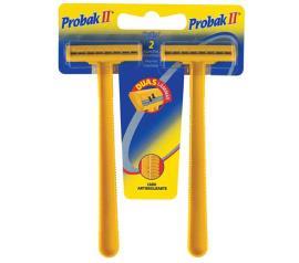 Aparelho de barbear Probak II com 2 unidades