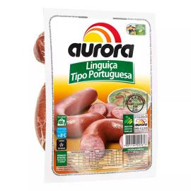 Linguiça Aurora tipo portuguesa a granel 400g