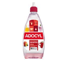 Adoçante Adocyl Sacarina light 200ml