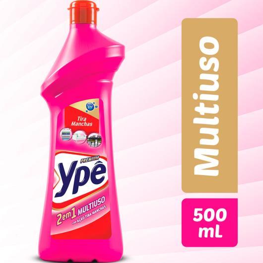Limpador multiuso tira manchas Ypê 500ml - Imagem em destaque