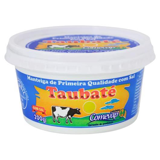 Manteiga Comevap Taubaté Com Sal 200g - Imagem em destaque
