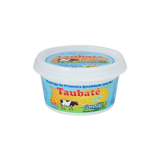 Manteiga Comevap Taubaté s/Sal 200g - Imagem em destaque