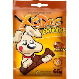 Alimento para cães X-dog Bifinho sabor frango 65g