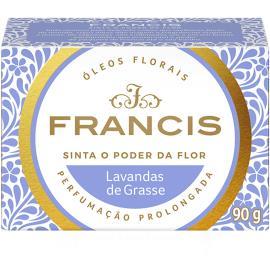 Sabonete Francis Lavandas de Grasse lilás 90g