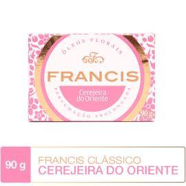 Sabonete Francis Cerejeira do Oriente 90g