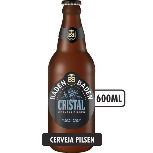 Cerveja Baden Baden Cristal 600ml - Imagem em destaque