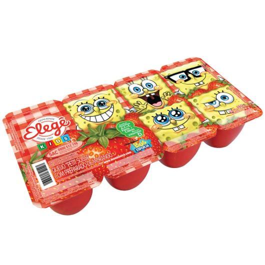 Petit Suisse Elegê Bob Esponja sabor morango 320g - Imagem em destaque