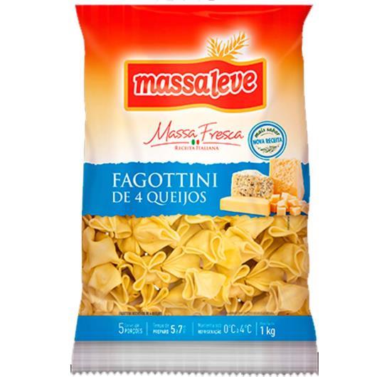 Capeletti queijo Massa Leve 1kg - Imagem em destaque