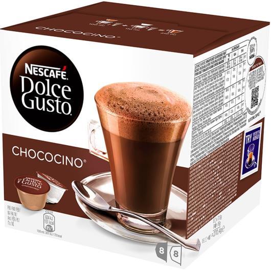 Cápsulas de Café Nescafé Dolce Gusto Chococino 270g - Imagem em destaque