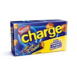 Chocolate Nestlé charge com 3 unidades 120g