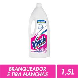 Alvejante líquido sem cloro white Vanish 1,5 litros