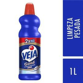 Limpador Veja limpeza pesada original 1L