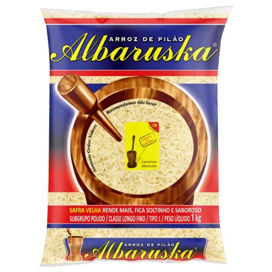 Arroz Albaruska tipo 1  1kg - Imagem em destaque