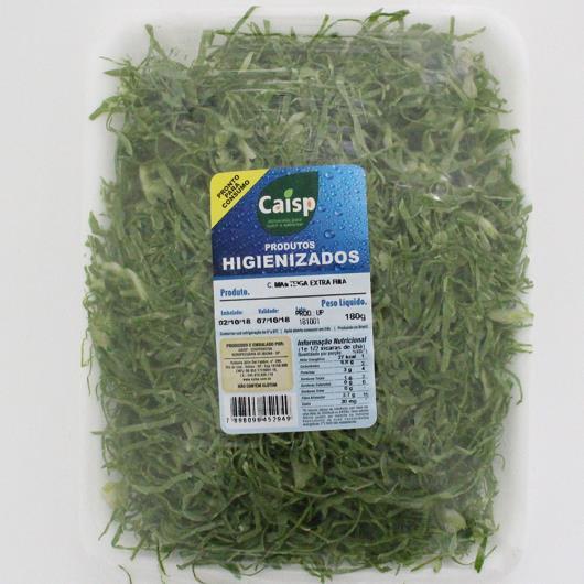 Couve manteiga extra fina higienizada Caisp 180g - Imagem em destaque