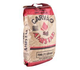 Carvão Amistad  vegetal 2,5kg