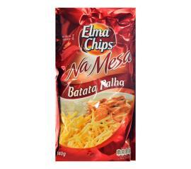 Batata palha Elma Chips na mesa 140g