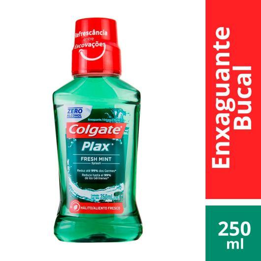 Enxaguante Bucal Colgate Plax Fresh Mint 250ml - Imagem em destaque