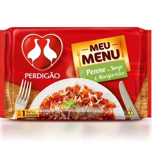Penne ao molho sugo e manjericão Perdigão 350g - Imagem em destaque