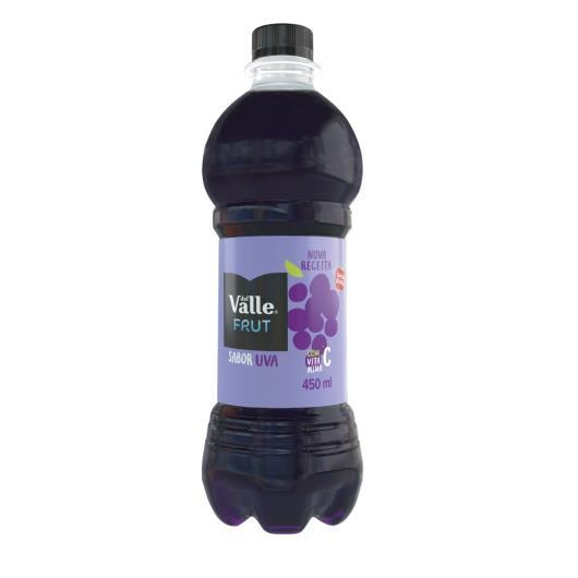 Suco Del Valle Frut Sabor Uva PET 450ML - Imagem em destaque
