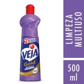 Limpador Veja multiuso lavanda e álcool 500ml