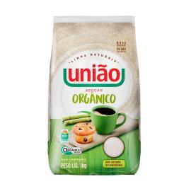 Açúcar União cristal orgânico 1kg