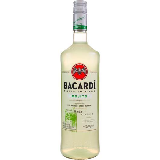 Rum Bacardí Mojito 980ml - Imagem em destaque