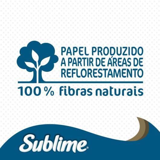 PAPEL HIGIÊNICO FOLHA DUPLA SUBLIME SOFTY'S LEVE 16 PAGUE 15 ROLOS DE 30M - Imagem em destaque