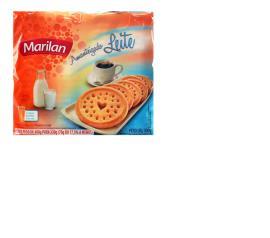 Biscoito Amanteigado leite Marilan 330g