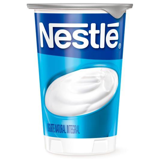 Iogurte Nestlé natural integral 170g - Imagem em destaque