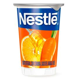 Iogurte Nestlé natural integral cenoura, laranja e mel 170g