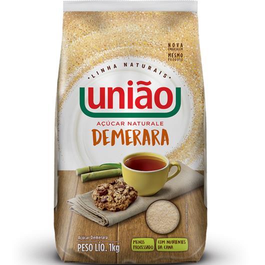 Açúcar União demerara Naturale 1kg - Imagem em destaque