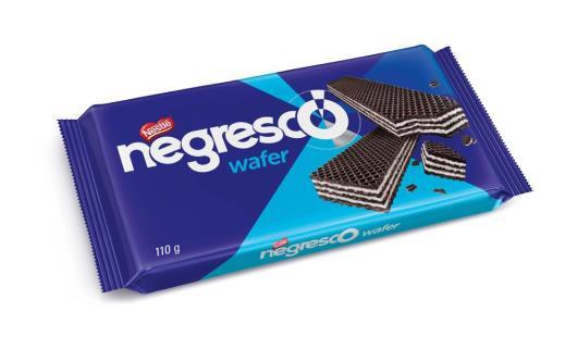 Biscoito NESGRESCO Wafer 110g - Imagem em destaque